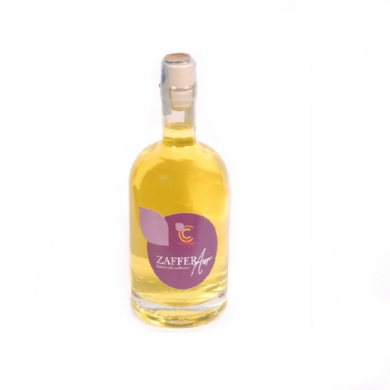 greenfood liquore allo zafferano