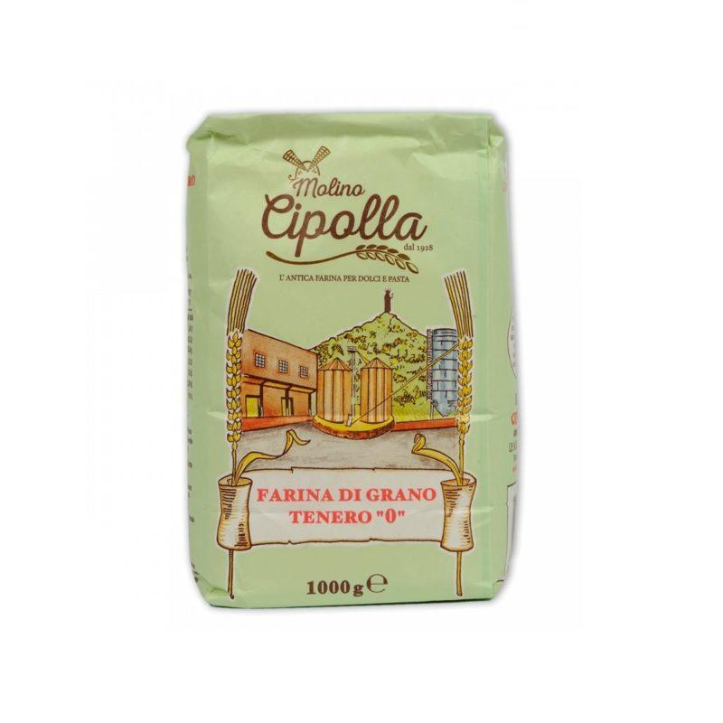 Molino Cipolla - Farina di grano tenero tipo 0