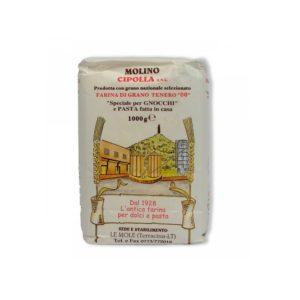 Molino cipolla - Farina 00 per gnocchi e pasta