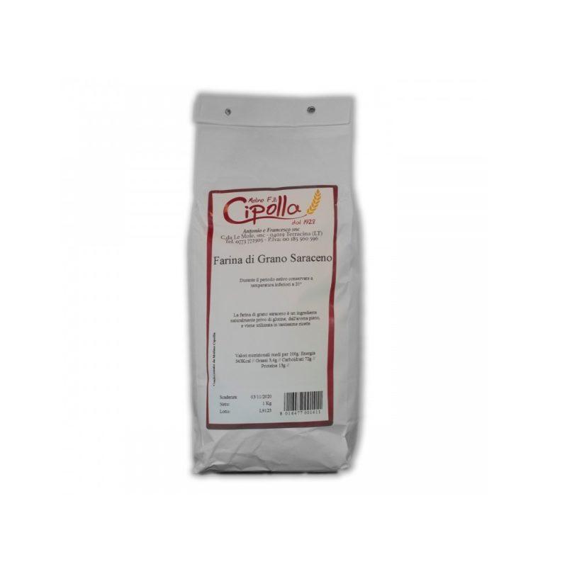 Molino cipolla - Farina di grano saraceno