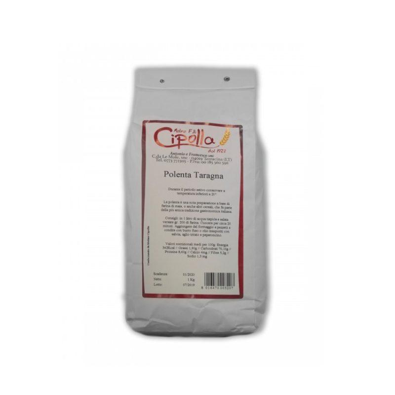 Molino cipolla - Farina per polenta Taragna