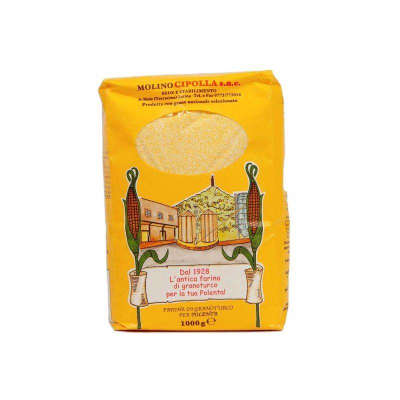 Molino cipolla - Farina per polenta fioretto