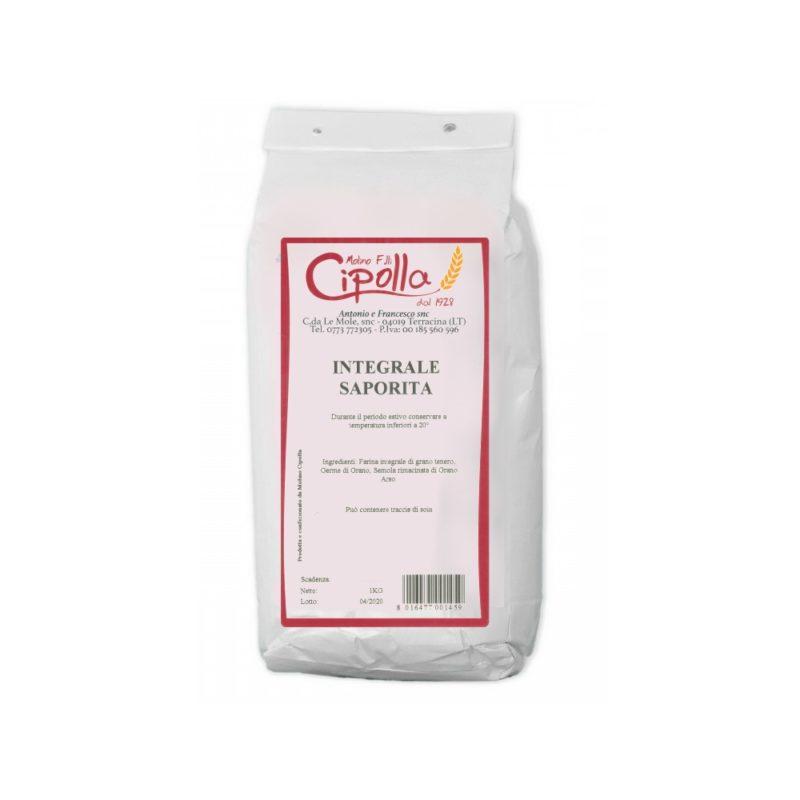 Molino Ciolla - Farina integrale saporita